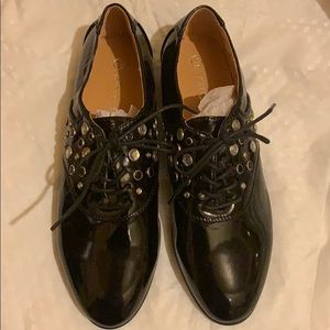 Shoes - Charol black shoes with pearls 🖤✨😻